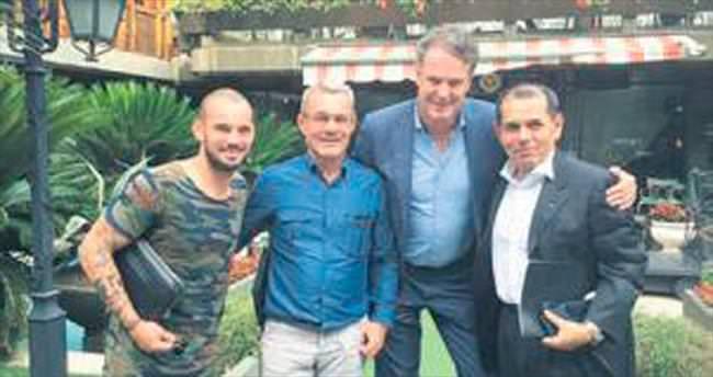 Sneijder daha çok çalışacak