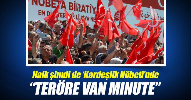 Bu halk PKK'yı da bitirir