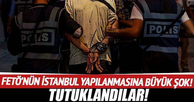 FETÖ'nün İstanbul imamları tutuklandı