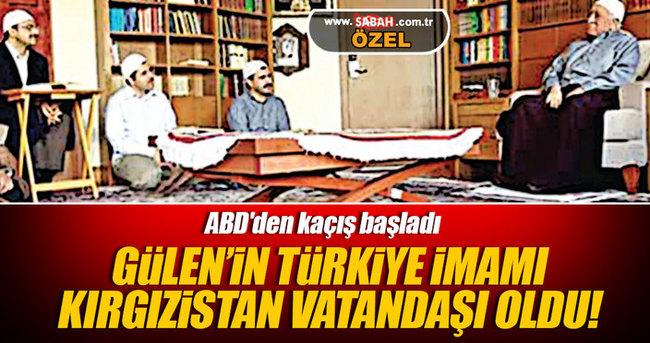 Gülen'in Türkiye imamı Kırgızistan vatandaşı oldu