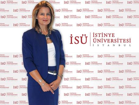 Prof. Dr. Füsun Terzioğlu İstinye Üniversitesi'nde