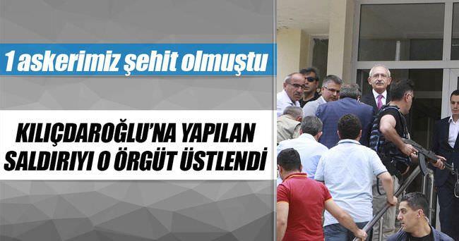 Alçak saldırıları PKK üstlendi