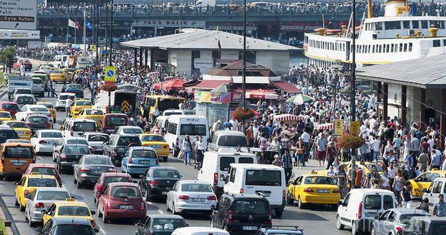 İstanbul'da taksi, minibüs ve dolmuş ücreti zamlandı
