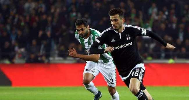 Konyaspor Beşiktaş'ı ağırlayacak