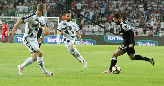 Konya'da gol düellosu