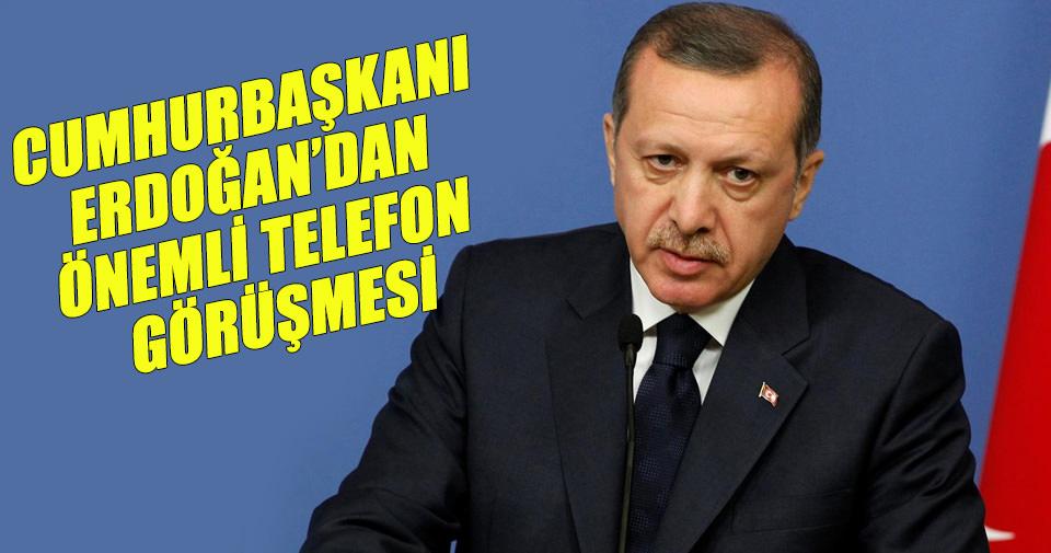 Cumhurbaşkanı Erdoğan Matterella ile görüştü
