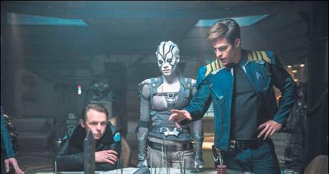 Star Trek şimdi başlıyor!