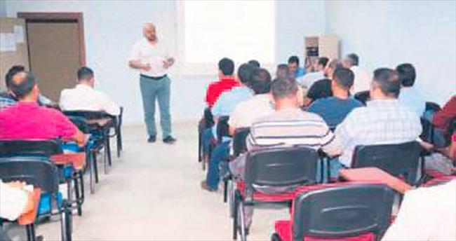 Melikgazi'de kesim eğitimi