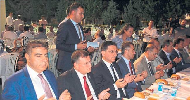 15 Temmuz Demokrasi Şehitleri için hatim indirildi