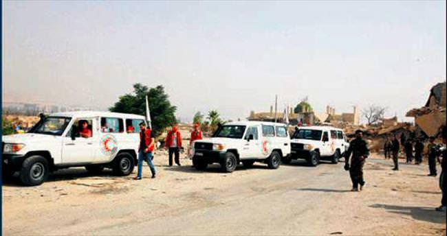 Derayya'dan sivillerin tahliyesi başladı