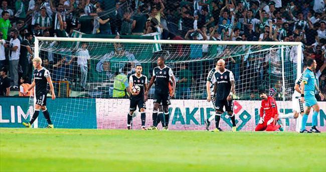 Beşiktaş'ın Kocaman kabusu