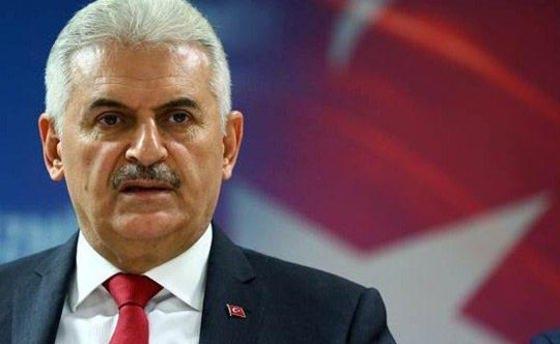 Başbakan Yıldırım, Hasanov'u kabul etti