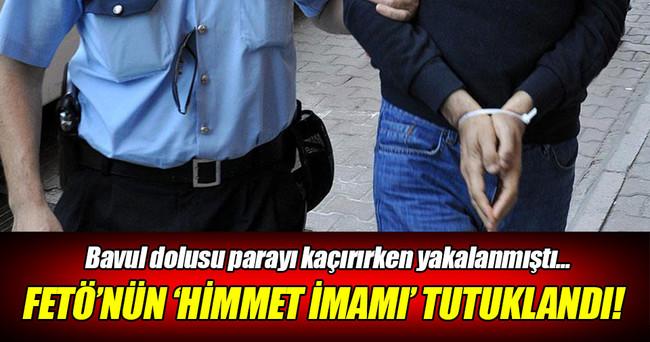 FETÖ'nün himmet imamı tutuklandı!
