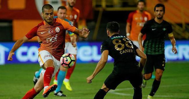 Akhisar Belediyespor - Galatasaray