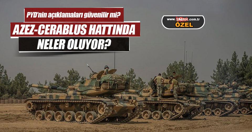 10 soruda PYD Fırat'ın doğusuna çekiliyor mu?