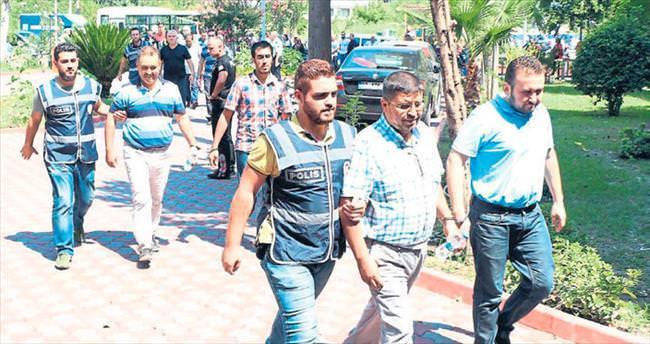 Kemer ve Manavgat'ta FETÖ'den 10 tutuklama
