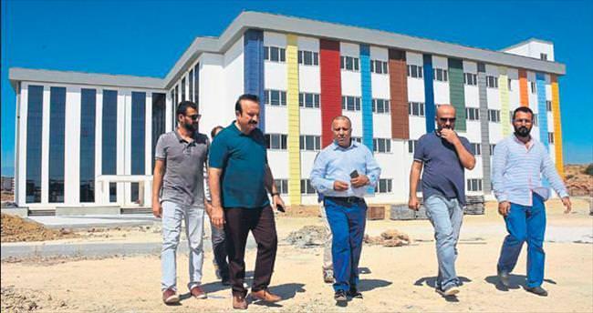 Manavgat Turizm Fakültesi'ne MATSO yönetiminden inceleme