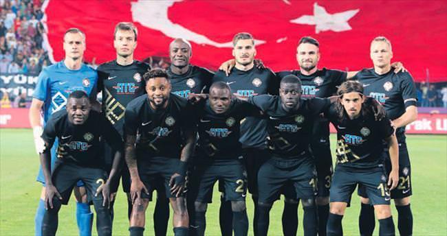 Osmanlı'nın UEFA karnesi pekiyi
