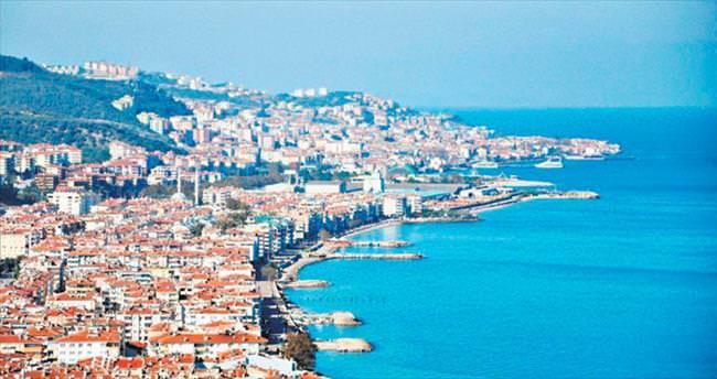 Bursa sahilleri Ege'yi aratmayacak