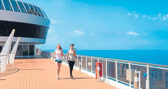 Gemide sağlıklı yaşam