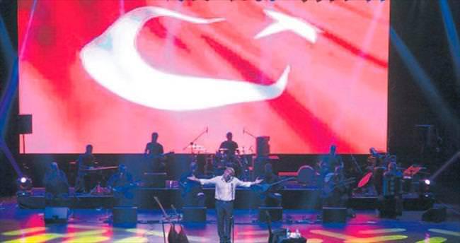 Expo 2016'da türkü gecesi