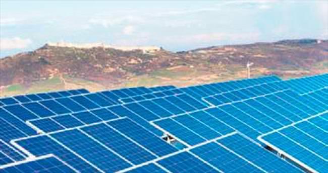 Güneş panellerine yatırım kolaylığı