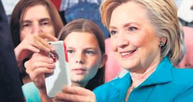 'Y kuşağı' seçimlerde 'Hillary Clinton' diyor
