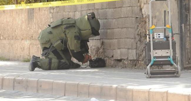 Maltepe'de şüpheli paket alarmı!