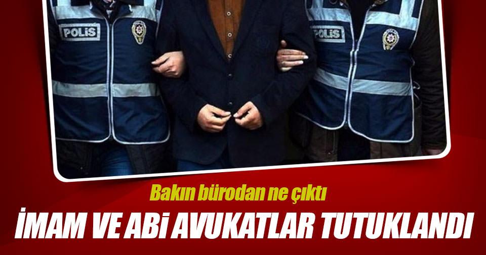 FETÖ'cü avukatlara örgütten tutuklama