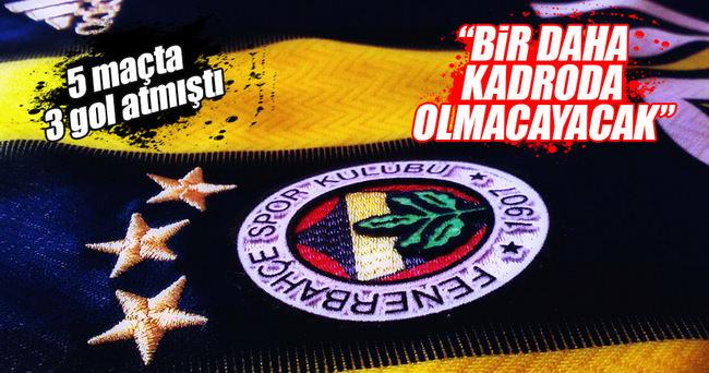Fenerbahçeli Stoch'a milli şok!