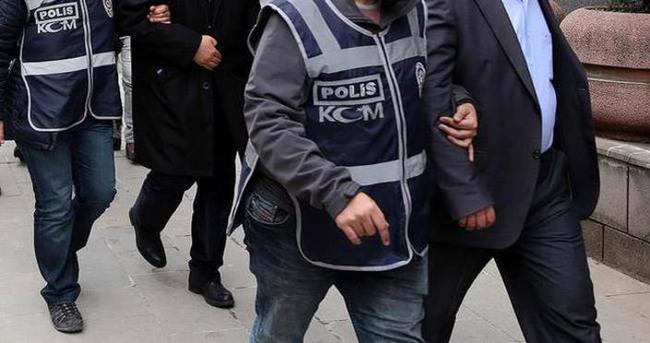 Giresun'da FETÖ/PDY örgütüne dair gözaltılar var..