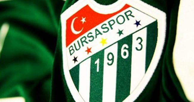 Bursaspor'un acı günü