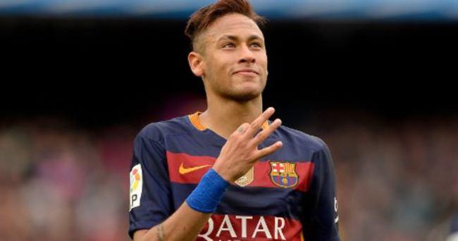 Neymar'a ödül gibi ceza