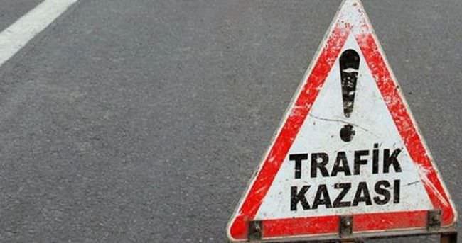 Tekirdağ'da katliam gibi kaza: 2 ölü, 3 yaralı