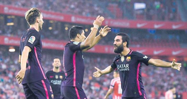 Barça'da Arda farkı