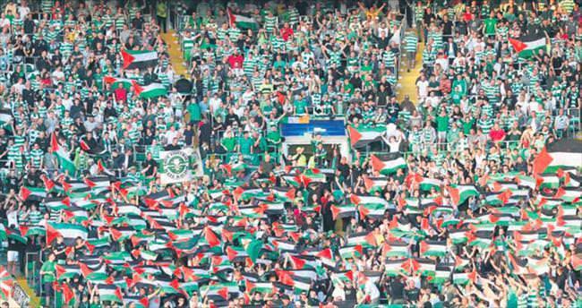 İnsan olan Filistin'e duyarsız kalmaz