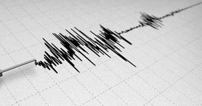 Atlantik Okyanusu'nda büyük deprem!