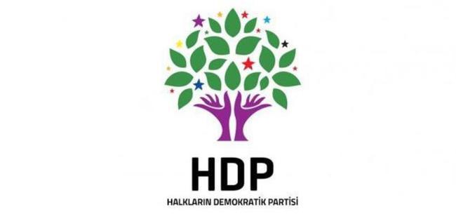 Kahramanmaraş HDP Eş Başkanı tutuklandı