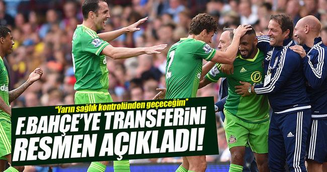 Fenerbahçe'ye transferini açıkladı!