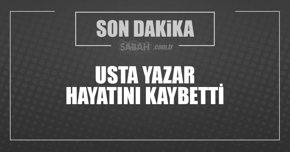 Vedat Türkali'yi kaybettik
