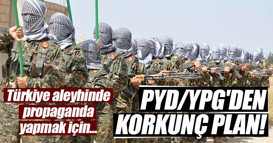 PYD/YPG'den Suriyeli sivillere yönelik korkunç plan