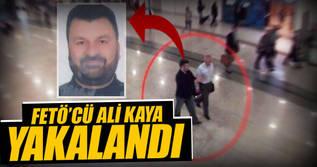 FETÖ'cü Ali Kaya İzmir'de yakalandı!
