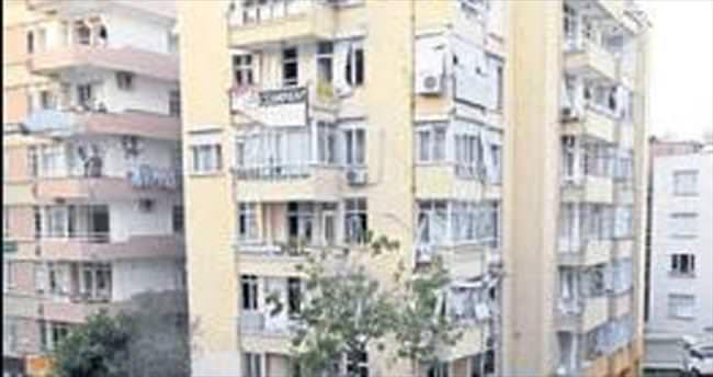 Tüp patlayan bina 7 yıl sonra yıkılıyor