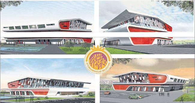 Afyonkarahisar'a yeni spor salonu