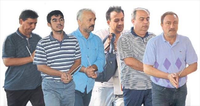 Karaküçük ve Gemci polisten kaçamadı