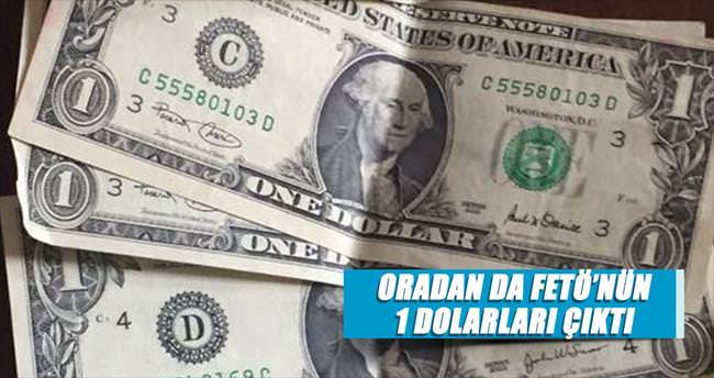 FETÖ'nün 1 dolarları Özel Kuvvetler'den çıktı