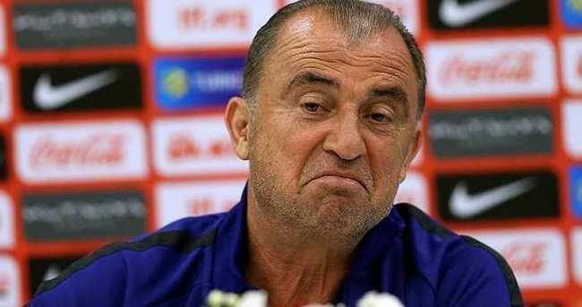 Fatih Terim: Dostumuz Rusya ile yapacağımız maç...
