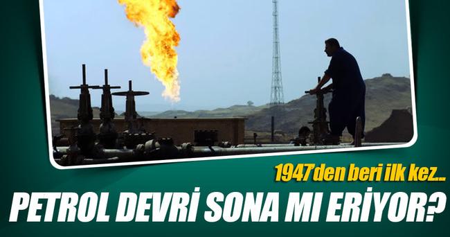 Petrol keşifleri 70 yılın dibinde!