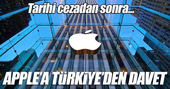 Mehmet Şimşek, Apple'ı Türkiye'ye davet etti