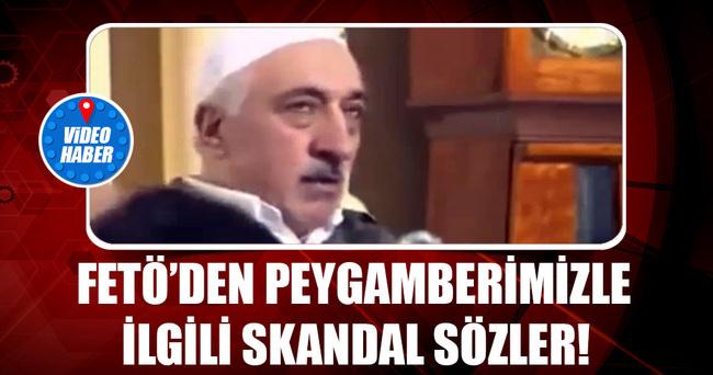 Teröristbaşı Fetullah Gülen'den skandal sözler